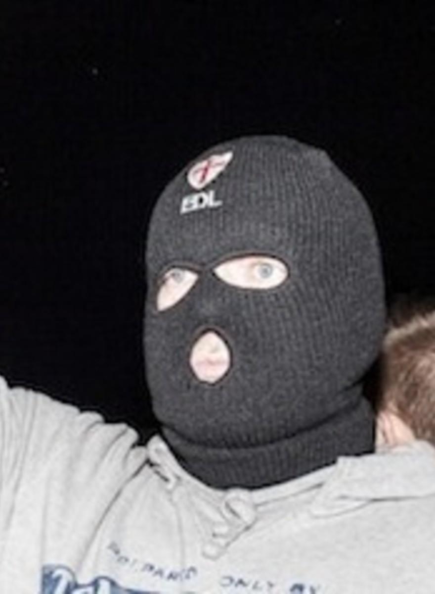 Englische Rassisten randalierten nach dem Attentat von Woolwich