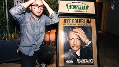 Jeff Goldblum Is a Six-Foot Pianist