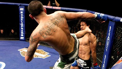 MMA's Greatest Moment (and Ben Henderson's Worst) Makes Its Way into the Mainstream