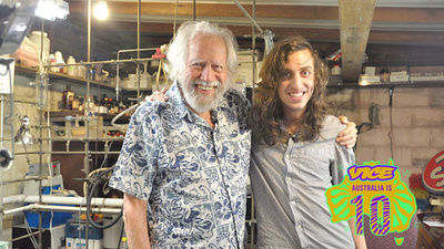 The Last Interview With Alexander Shulgin
