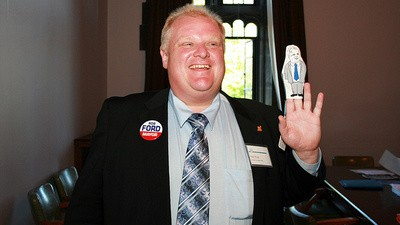The Facebook Comments Rob Ford's Staffers Don't Want You To See