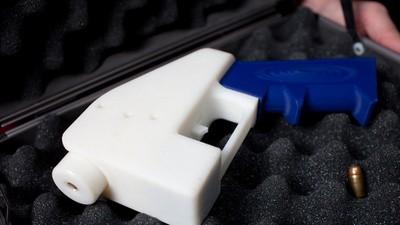 """Nerd Meets VICE: Cody Wilsons 3D-gedruckte Pistole ist ein """"One Hit Wonder"""""""