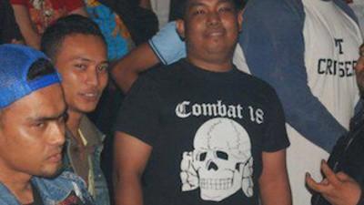 Os presentamos a los neonazis malayos que luchan por la raza malaya pura