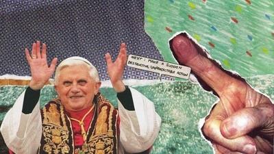 De ce mi-e milă de Papa care i-a închis telefonul în nas lui Dumnezeu