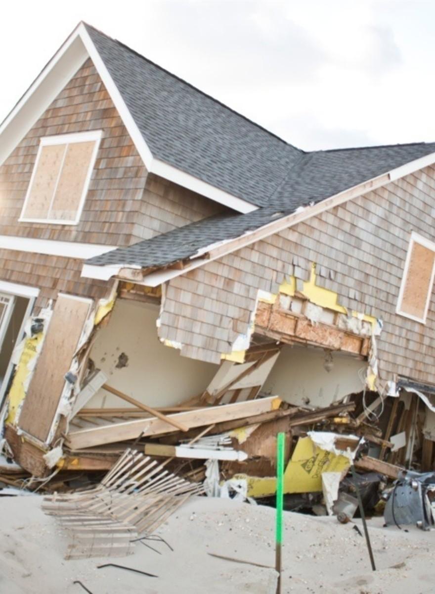 L'Uragano Sandy, sei mesi dopo