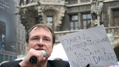 Michael Stürzenberger hasst den Islam und alle sollen mitmachen