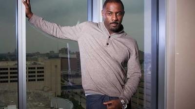 Crush Cakes: Idris Elba