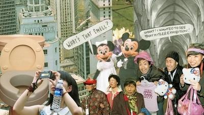 Zijn Chinezen de allerergste toeristen ter wereld?