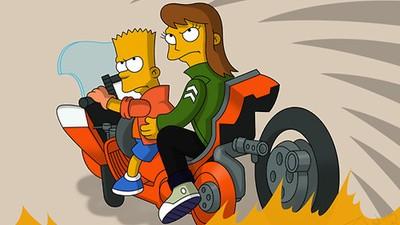 'Bartkira' Is the Parodic Bastard Child of the 'Simpsons' and 'Akira'