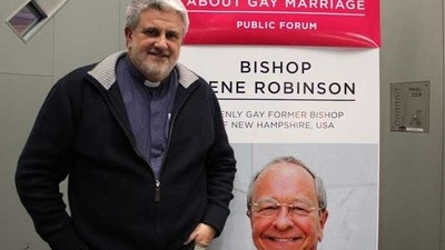 We Took an Anti Gay Marriage Priest to see a Gay Married Priest