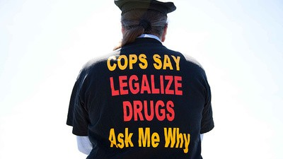 3,500 Cops Who Want All Drugs to Be Legal