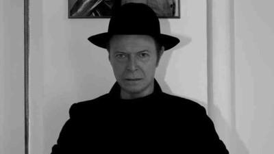 David Bowie stal m'n Suicide-plaat dus trok ik de wieldoppen van z'n limo