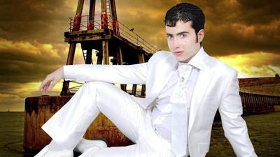 Der schönste Mann im Internet
