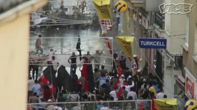 O Levante de Istambul