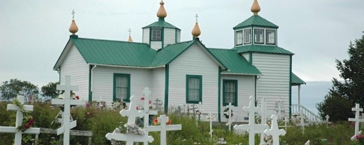 Russian Orthodox Priests Want Alaska Back