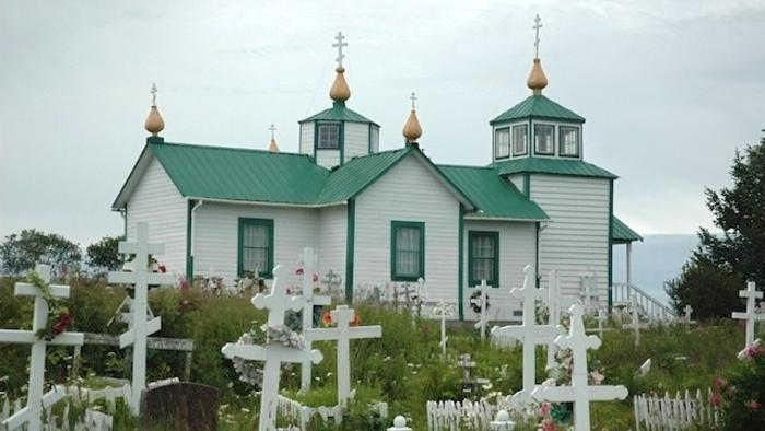 Russian Orthodox Priests Want Alaska Back