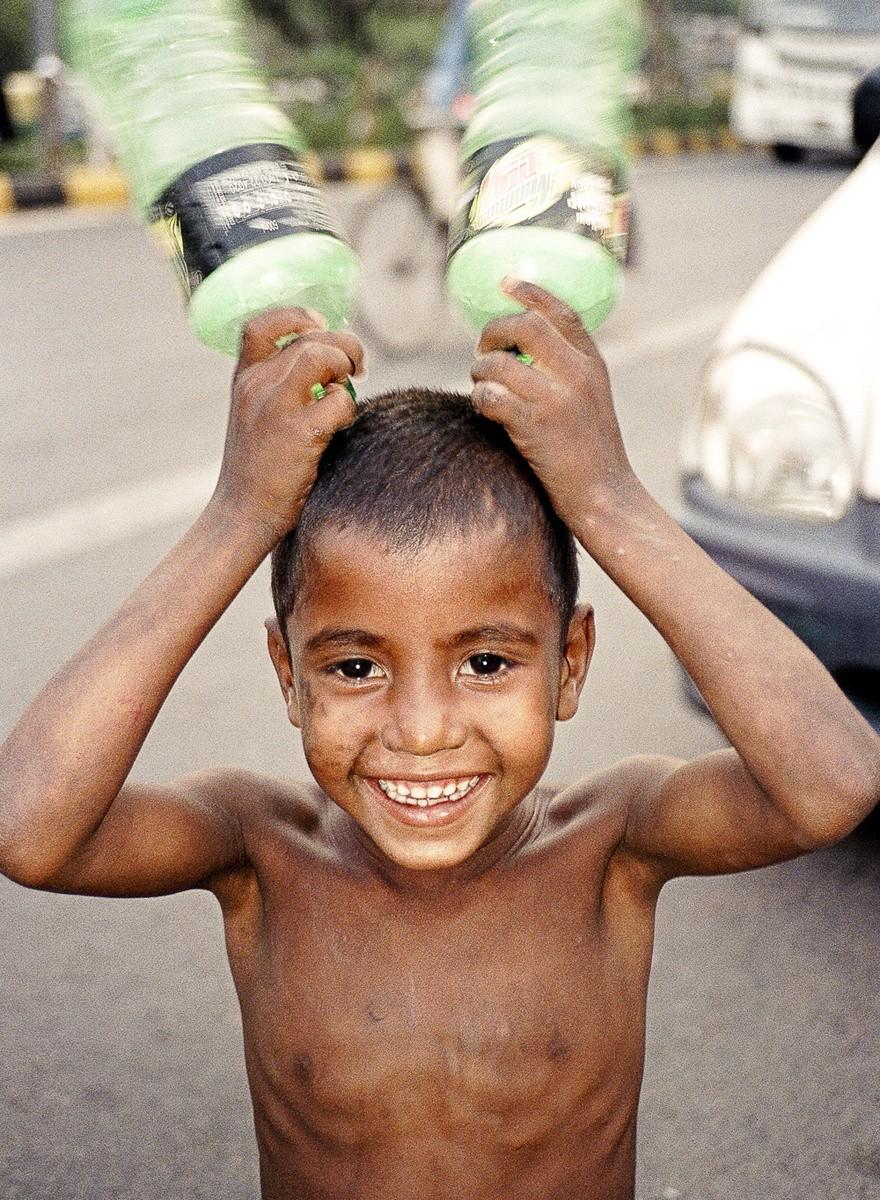 Nasi sporchi e culi nudi in India