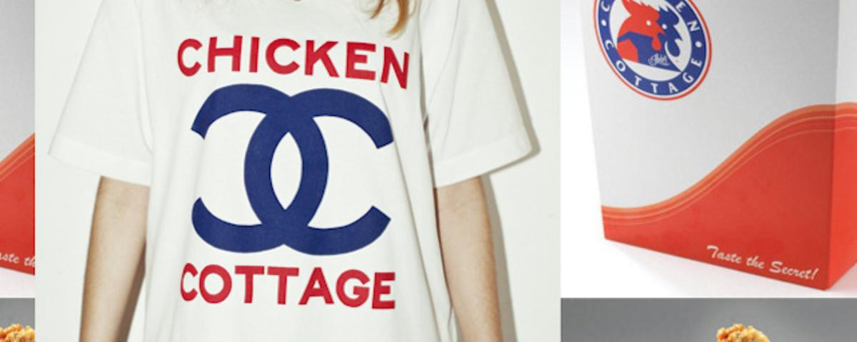 Prada, Prada, Prada, Chicken Cottage