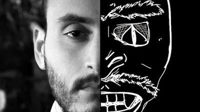 Conoce al diablo en persona: Derek Schklar es el rey de las tinieblas del rap