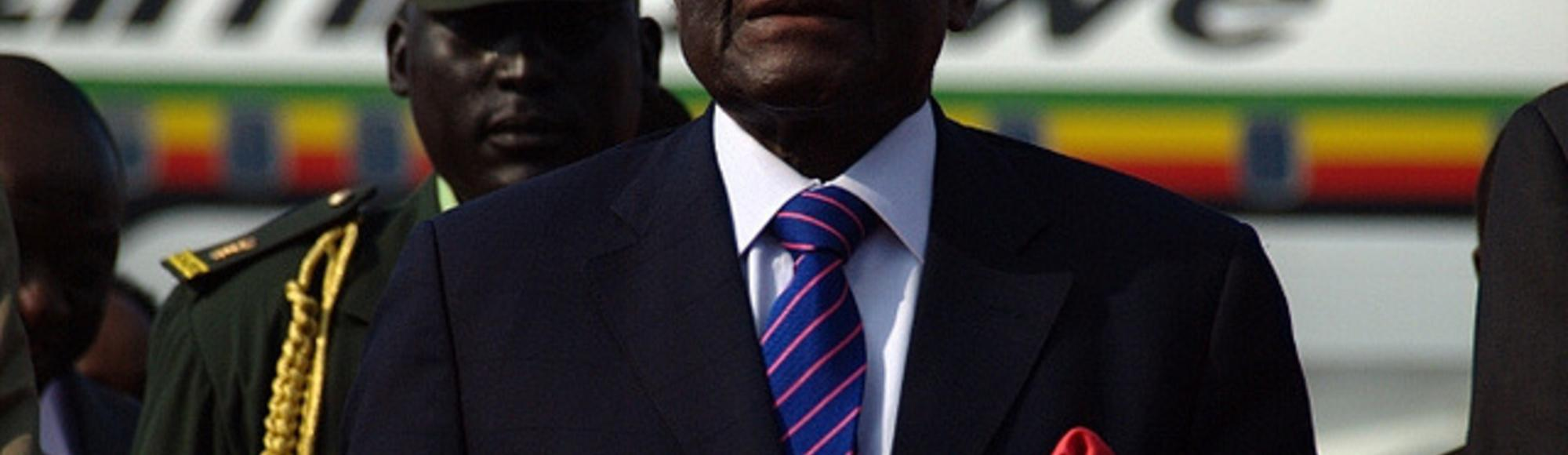Happy Birthday, Robert Mugabe