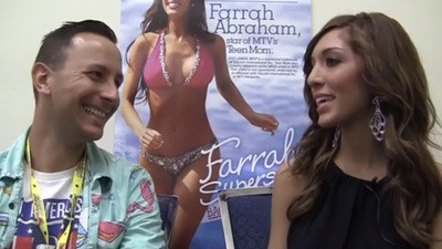 A Quicky with Farrah Abraham and Chris Nieratko