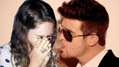Calling Bullshit On Robin Thicke's Misogynist Apologists