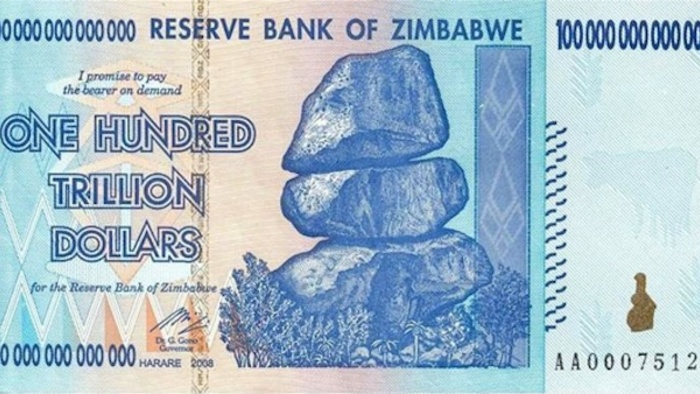How the Hell Did Zimbabwe End Up with Just $217 In the Bank?