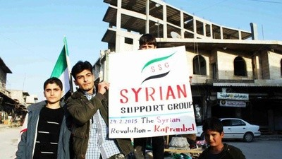 Syrian Rebels Are Getting Serious Help from a House in Suburban Ontario