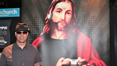 There's a Video Game Church (and It's Totally Lame)