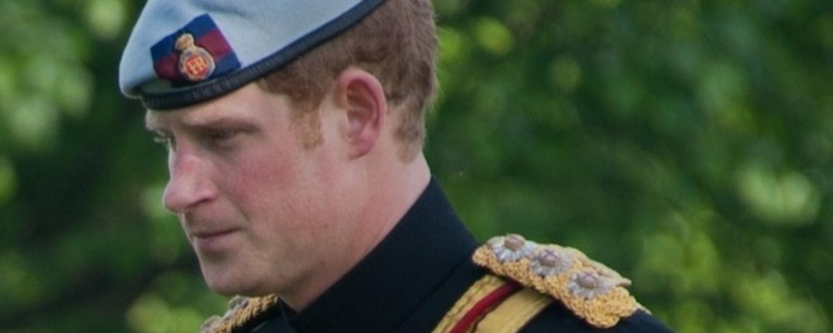 Things That Are Weird About Prince Harry Killing People