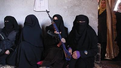 Las mujeres del Ejército Libre de Siria