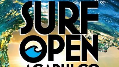 Surf Open de Acapulco 2013