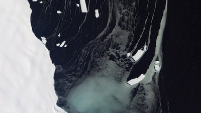 The Ocean Is Melting Antarctica