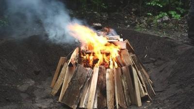 Discovering Native Culture in a Sweat Lodge