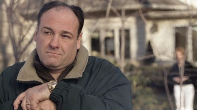 Siempre te amaré, Tony Soprano