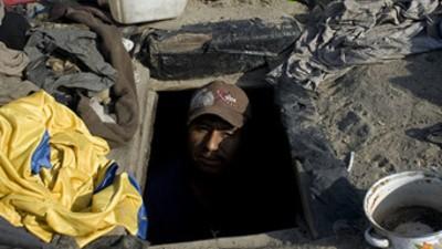 El purgatorio de los deportados mexicanos