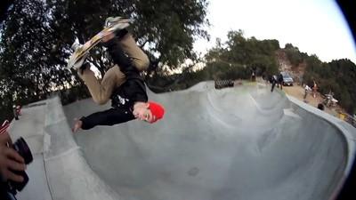 Esto no es un vídeo de un tour de skate