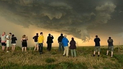 I Went Tornado Chasing with a Bunch of Storm Enthusiasts