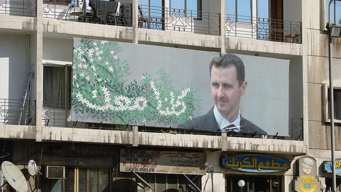 Syria Has a Four Percent Chance of Lasting Democratic Change