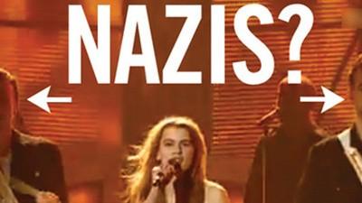 Les pop stars européennes aussi ont le droit de s'habiller en nazis