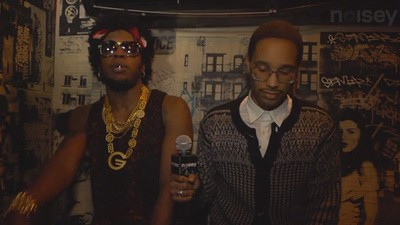 Noisey Raps - Trinidad James, the Underachievers, Fredo Santana and More