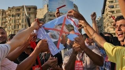In Ägypten stehen wir kurz vor dem nächsten großen Zusammenstoß