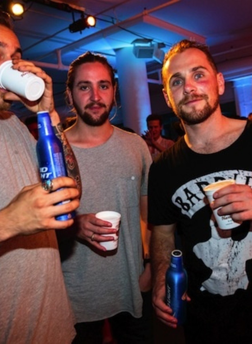 Booze and Viral Videos at VICE, Milk, and Mashable's Social Media Day of Reckoning