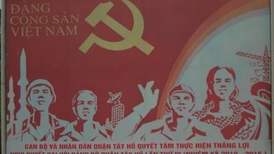 Wer in Vietnam seine Meinung bloggt, kommt in den Knast