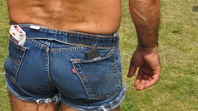 Non è colpa degli shorts, ma degli uomini che la pensano così