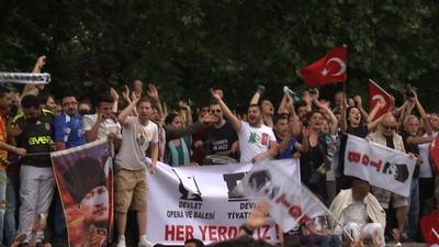 El levantamiento de Estambul