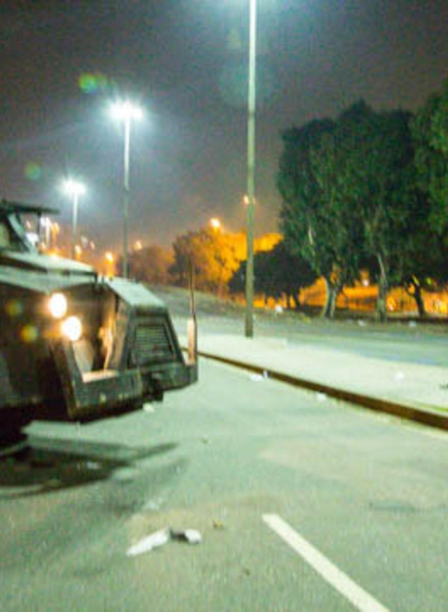 Hoe het feest in Rio de Janeiro omsloeg in een gewelddadig conflict
