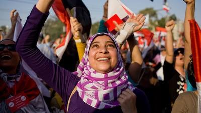 Livestream von den Protesten in Kairo