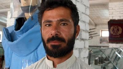 El museo de minas antipersona de Kabul es el menos aburrido del mundo