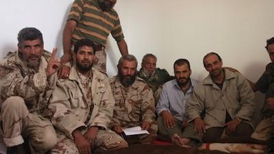 El rastro tenebroso de la rebelión libia